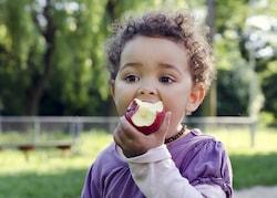 kid eating 2