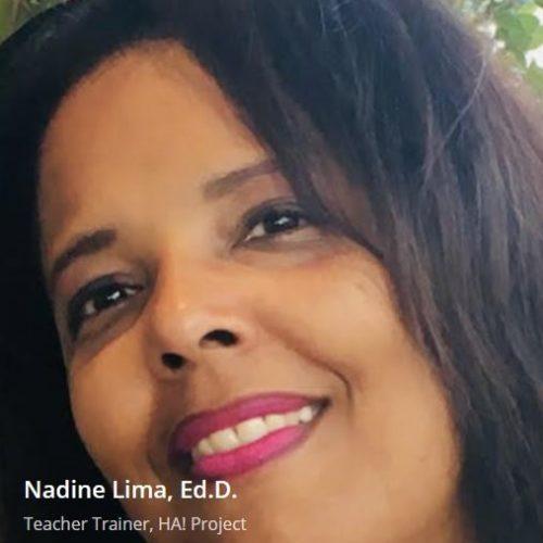 Nadine Lima, Teacher Trainer